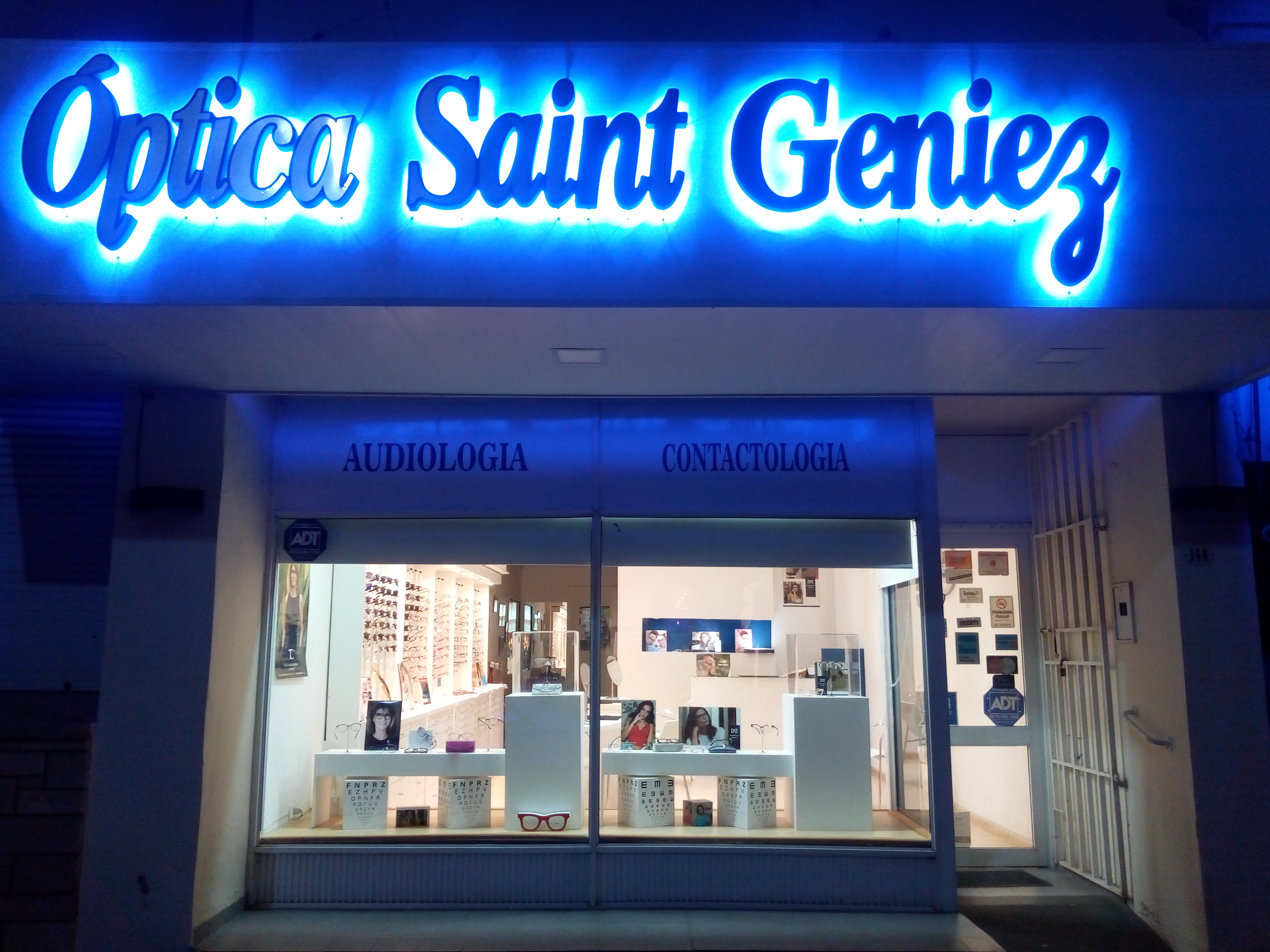 OPTICA SAINT GENIEZ