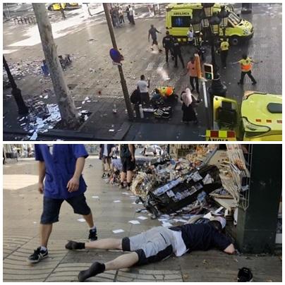 Atentado terrorista en Barcelona: confirman que son 13 los muertos y hay decenas de heridos,, dos argentinos levemente