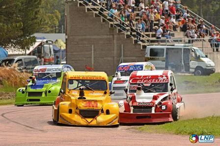 Fórmula 3CV - Con amplia presencia local se correrá la 4ta fecha en Toay.