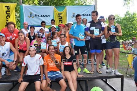 Atletismo - Gottfridt, Paulina Vergnes y Cristofaro compitieron en Coronel Pringles.