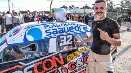 Categorías del SudOeste - Eloy Huarte campeón del Turismo Regional.