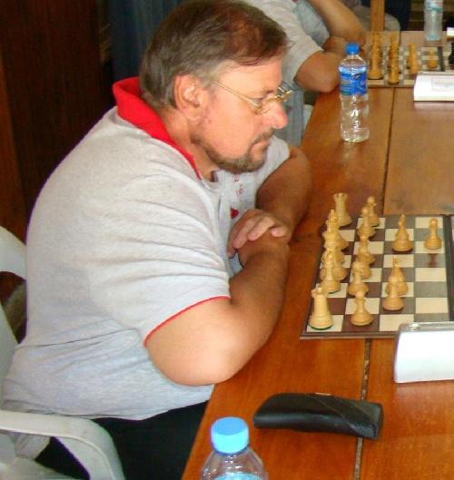 Ajedrez - Etchepareborda obligado a ganar para quedarse con el título.