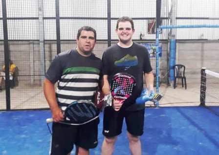 Padel - Sebastian Velázquez subcampeón en torneo de 4ta categoría.