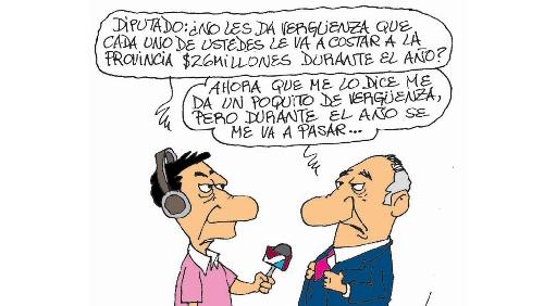 ¿Donde está la Inflación? Los legisladores bonaerenses se aumentaron un 47%