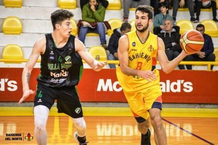 Basquet Bahiense - 12 puntos de Silva para la victoria de Bahiense sobre Villa Mitre.