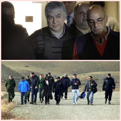 LA RUTA DEL DINERO K: Lázaro Báez y familiares se le encontraron 212 propiedades