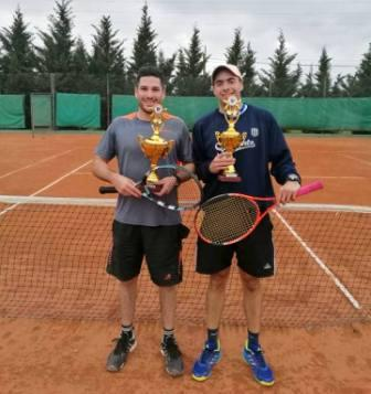 Tenis - Matías Martínez competirá este fin de semana en Salliqueló.