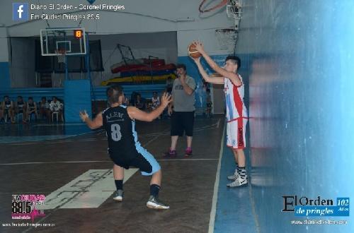 Basquet Formativo U14 U16 U19- Pigüé Basquet viajó a Coronel Pringles también en inferiores.