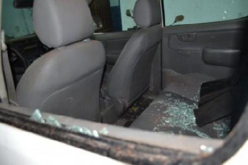 PARTE DE PRENSA POLICIAL SOBRE LOS HECHOS EN EL PARQUE MUNICIPAL DE PIGÜÉ ÉSTA MADRUGADA