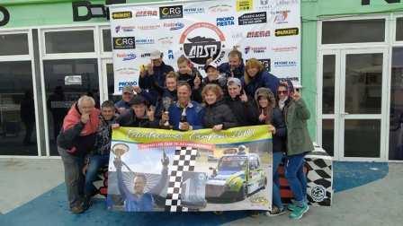 Fórmula 3CV - Darío Rausch se proclamó campeón 2019 en Viedma.