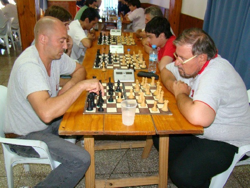Ajedrez - Se jugó otra jornada en el Club de Ajedrez local.