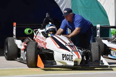 Fórmula Pampeana - Franco Venchi clasificó 2° en la general