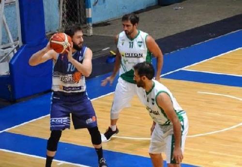 Basquet Federal - BH de Gualeguay derroto a Ferro de Concordia y pone la serie 1-2 - 18 puntos para David Fric.