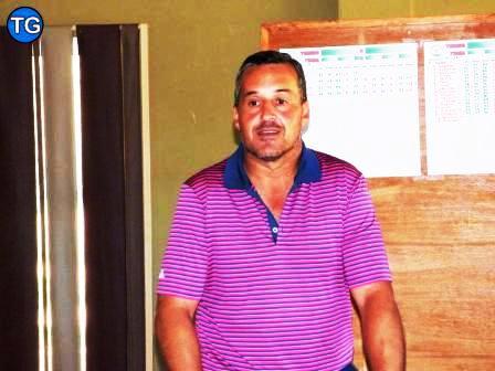 Golf - Gustavo Sahuet ganador del Torneo Peña Hierro 5