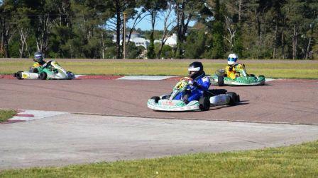 La 4ta fecha del Karting de Asfalto el venidero fin de semana en Pigüé.
