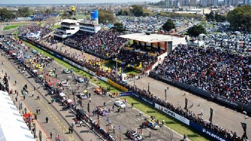 El Autódromo de la Ciudad de Buenos Aires se apresta para recibir a las cuatro categorías nacionales mas importantes.