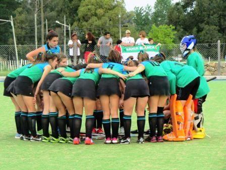 Hockey Femenino - Fixture conformado para el Sub 14 que se jugará en Bahia Blanca.