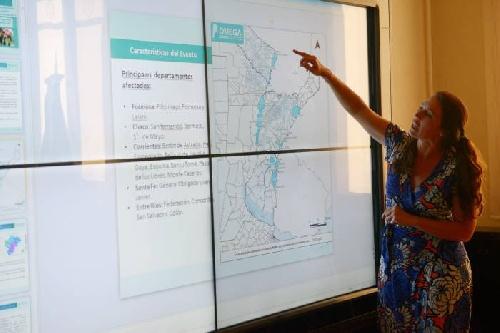 Inundaciones: Agroindustria profundiza el trabajo con los equipos técnicos