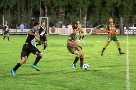 LRF - El clásico suarense fue para Deportivo Sarmiento.