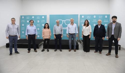 El Mid bonaerense presentó sus nuevas autoridades con la participación de Rogelio Frigerio