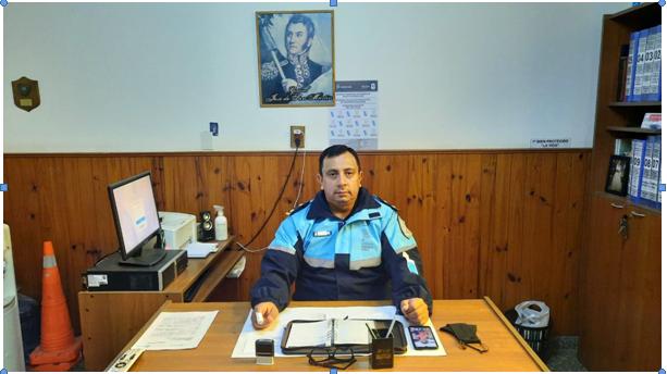 Nuevo Comisario de la Seccional 1º de Pigüé