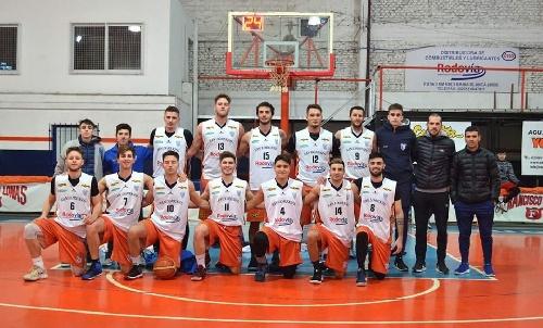 Basquet Bahiense - San Lorenzo del Sud con Darío Partemi descendió a 2da División.