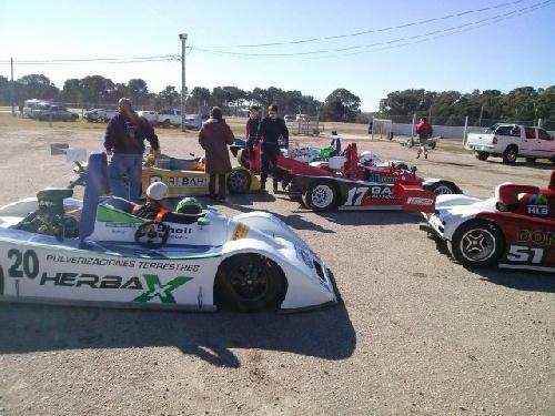 Sport Prototipos - Lucas González y Taraborrelli los ganadores en el Ciudad de Pigüé.