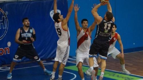 Basquet Federal - El equipo de De Pietro derrotó a River y está a un juego del ascenso.