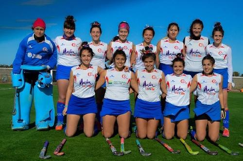 Hockey Femenino - Cef 83 derrotó a Rosario Puerto Belgrano y clasifica a semifinales.