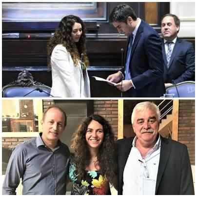 Marisol Merquel es la nueva vicepresidente de la Cámara de Diputados Bonaerense
