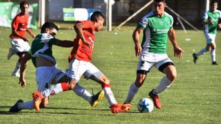 LRF - La primera final entre Unión de Tornquist y San Martín de Carhué fue empate.