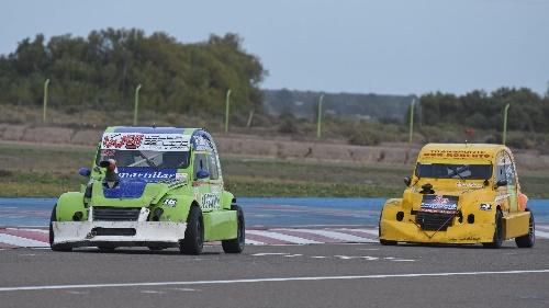 Categorías del SudOeste - Jorge González y Darío Rausch se alzaron con las victorias de la F3CV en Viedma- El resto de los ganadores