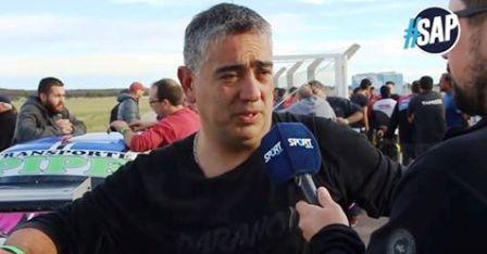 TPS - Gustavo González el mas veloz en clasificación en Toay.