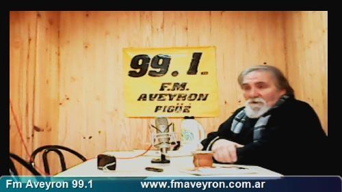 La Brujula Electoral nuevamente camino a las PASO 2109 en la 99.1 FM Aveyron