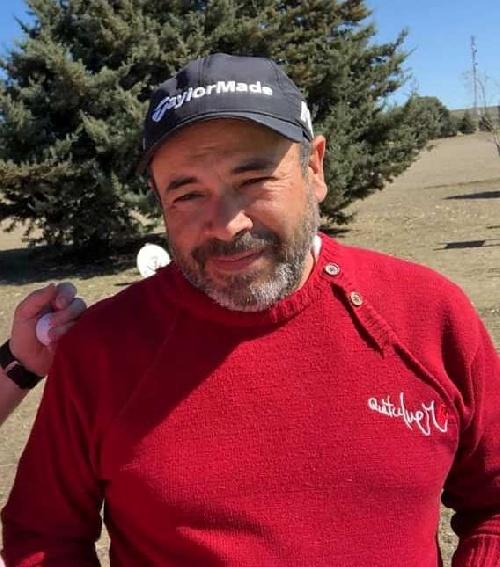 Golf - Mauro Martínez y Olga Otero ganadores del torneo semanal.