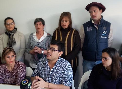"""TODOS POR SAAVEDRA: """" somos un partido de vecinos que prioriza lo local por sobre lo nacional """""""