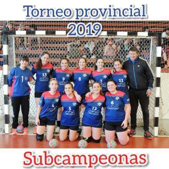 Handball Femenino - Las menores del Cef 83 se proclamaron subcampeonas en Necochea.