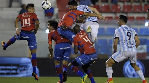 AFA - 1ra División - Atlético Tucumán con Leo González empató en Victoria ante Tigre.