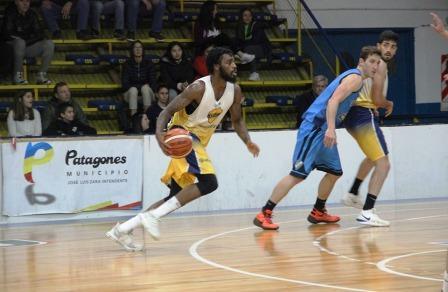 Basquet Federal - 19 puntos de Biscaychipy en Sol de Mayo ante Atenas.