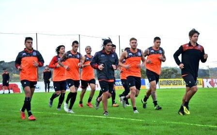 Futbol Paraguayo - Marcos Litre busca su mejor estado en tierras paraguayas.
