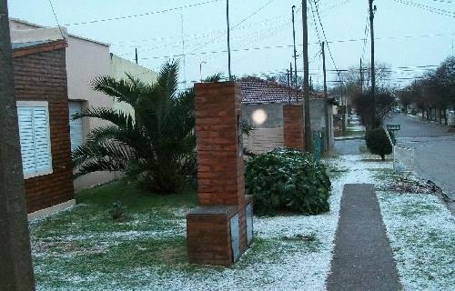 Pigüé: posibilidades de nieve o agua nieve en nuestra zona serrana en los proximos dias