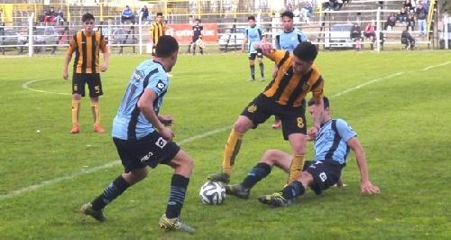 AFA 1ra División Inferiores - Derrota de Olimpo con valores pigüenses en quinta y sexta ante Belgrano de Córdoba