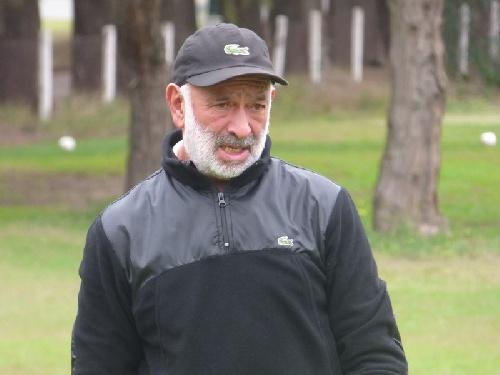 Golf - Arista y De Caso los ganadores en el Pigüé Golf en el día de hoy.