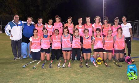 Hockey Femenino - Comienza el proceso de la Selección mayor del SudOeste.