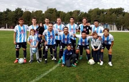 LRF - Joaquín Salvi anotó para Tiro Federal de Puán