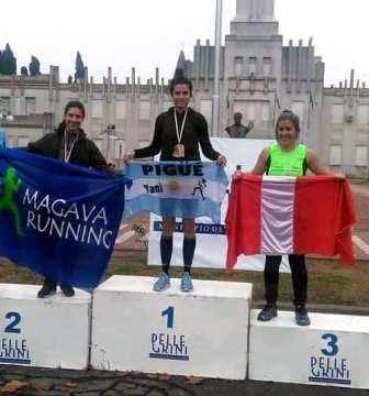 Atletismo - Con la presencia de la atleta local Yani Clair se corre el fin de semana en Pellegrini.