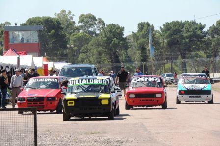 Gran Turismo de la Comarca - Se esperan alrededor de 22 autos para la 1ra fecha.