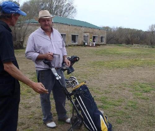 Golf - Horacio Meder y Pérez los ganadores del Torneo de Peña Hierro 5.