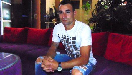 1ra Nacional - Prost llegó a Jujuy queriendo aportar sus goles a Gimnasia.