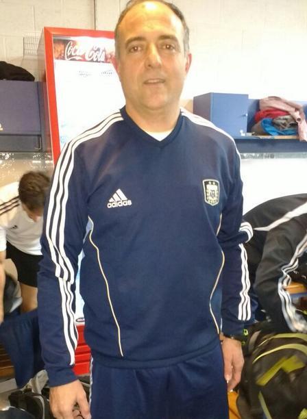 B Metropolitana - Andres Prendel será juez de línea el próximo lunes en el partido entre Fenix y San Telmo.
